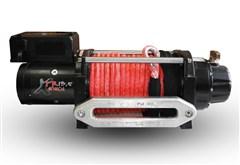 Naviják XTR 13500 liber (6130 kg) 24V Speed Syntetika, lano 34m