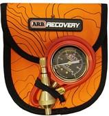 Manometr s rychlovypouštěním ARB