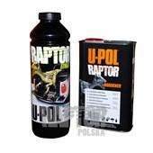 Raptor černá ochranná barva 1 L