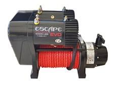 Naviják Escape EVO 10000 lbs [4536 kg] TWIN MOTOR 12V syntetické lano
