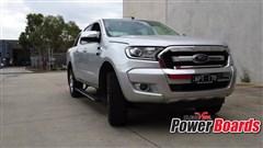 Elektrické nášlapy (power boards) Ford Ranger