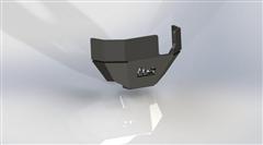 Ocelový kryt zadního diferenciálu HD Suzuki Jimny GJ 2018+