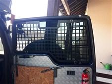 Kryt okna zadních dveří Land Rover Discovery I/II