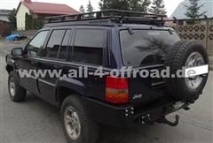Expediční zahrádka Jeep Grand Cherokee ZJ