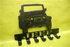 Věšák na klíče Jeep Wrangler