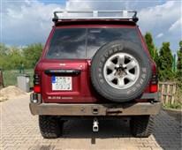 Adaptér tažného zařízení US typu Nissan Patrol Y61