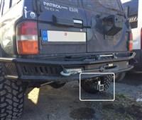 Adaptér tažného zařízení US typu Nissan Patrol Y60