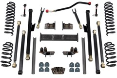 Long Arm lift kit Clayton Off Road Lift Kit Jeep Grand Cherokee WJ 6""