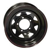 Ocelový disk 16x8 ET-25