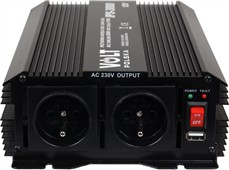 Trapézový měnič napětí DC/AC IPS-3000 12V/230V 1700/3000 W