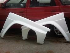 Laminátové přední blatníky Nissan Patrol Y60 L+P