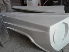 Laminátové blatníky Mercedes G