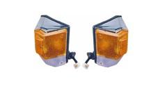 Přední poziční světla a blinkry Toyota LC  J70 BJ i HZJ od 70 do 79