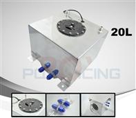 Přídavná hliníková nádrž paliva 20L s čidlem
