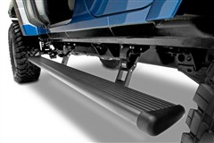 Elektrické nášlapy AMP Research power steps Jeep Wrangler JK, 4. dvéřová verze