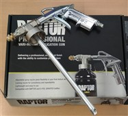 Profesionální pistole s regulací k nanášení barvy Raptor
