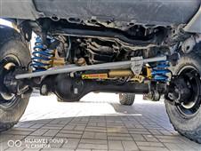 Tyč řízení Nissan Patrol Y60 a Y61 s výměnnými čepy všechny motorizace