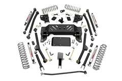 "Long Arm Lift kit 4"" Rough Country Jeep Grand Cherokee ZJ / ZG"