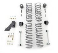 """Podvozek Rubicon Express Lift Kit Jeep Wrangler JK +2,5"""" (2 dv. verze)"""