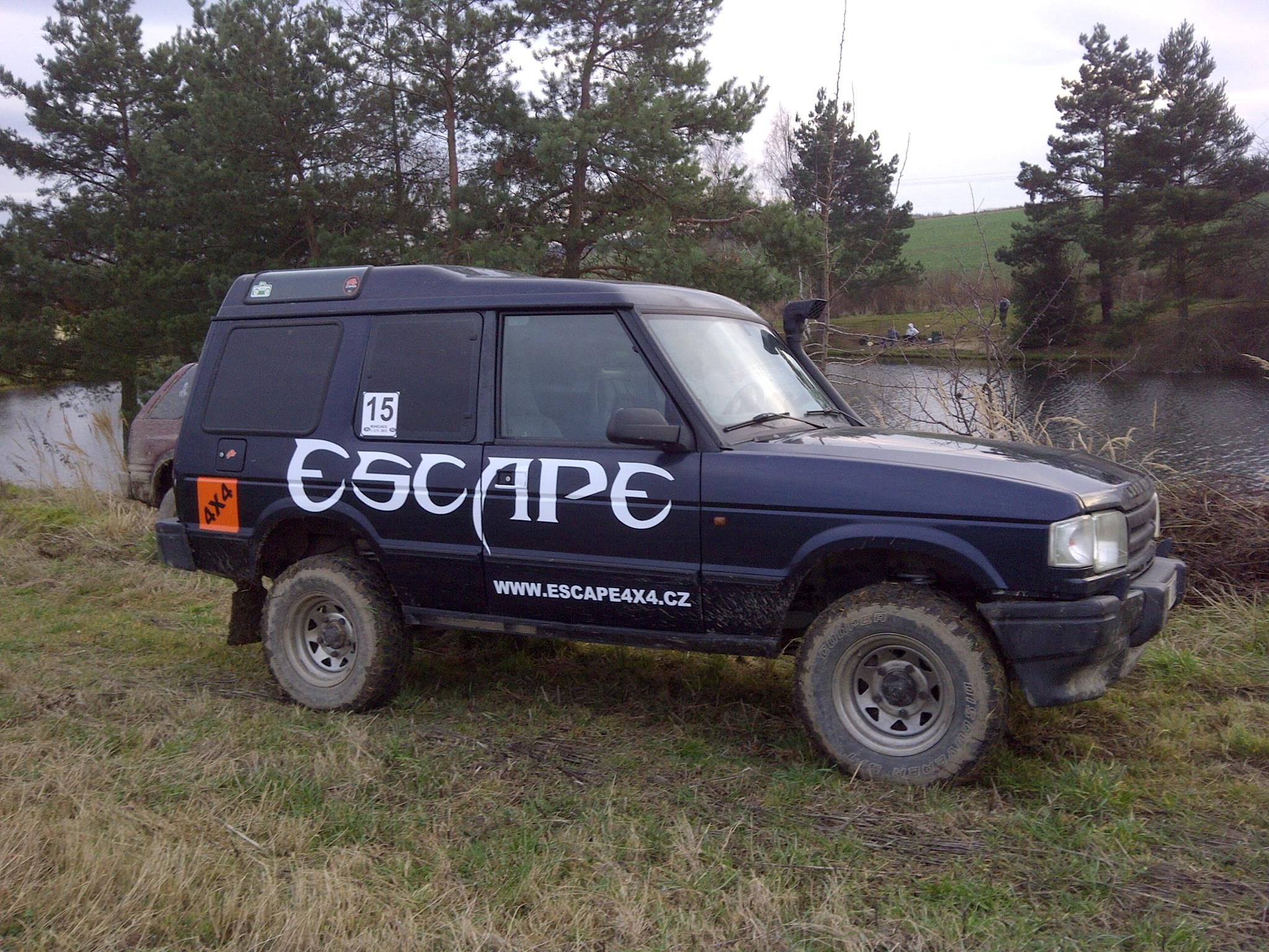Discovery Escape4x4