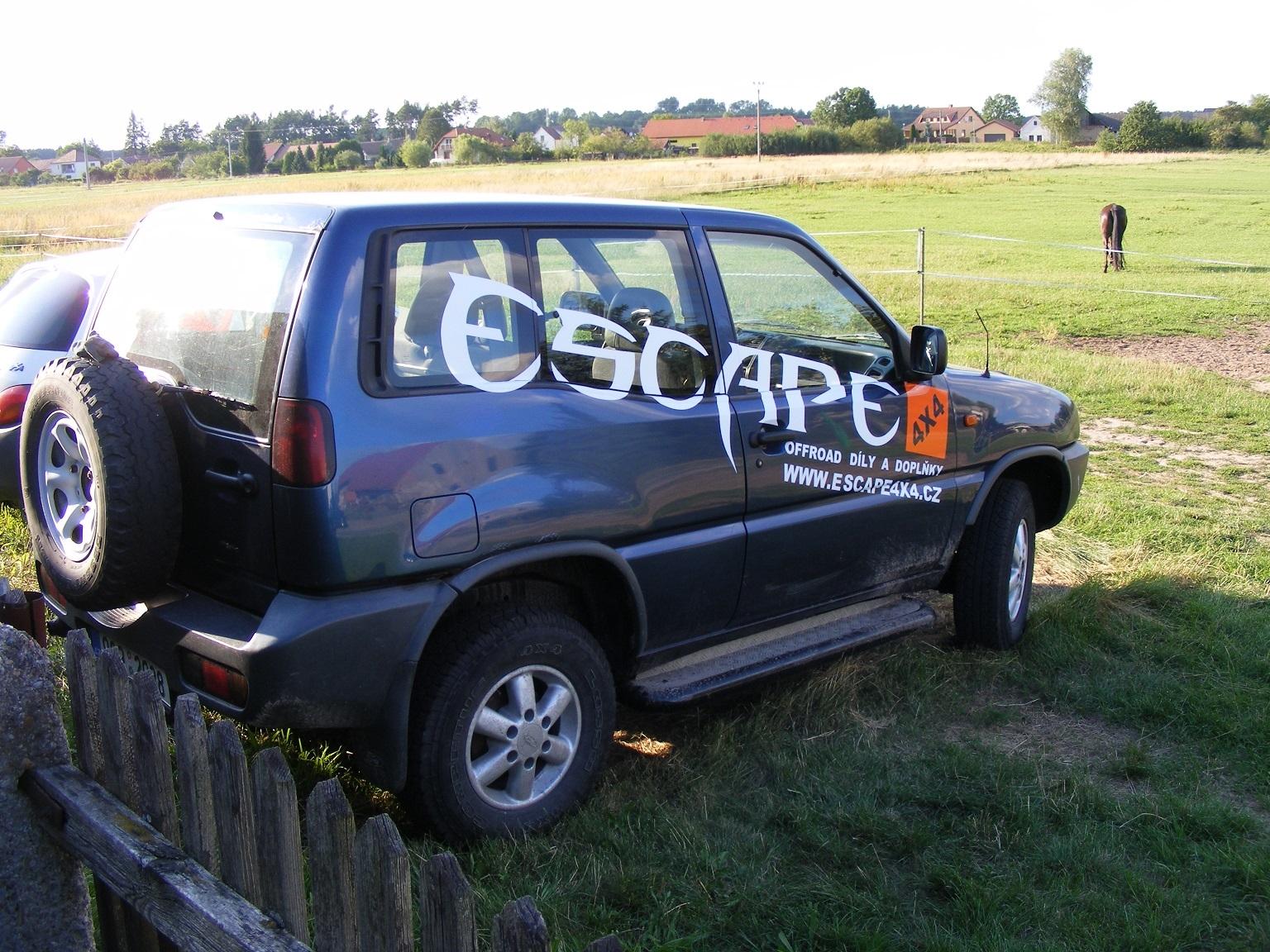 Terrano Escape4x4.cz