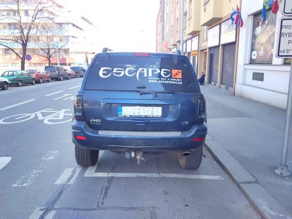 jeep wj Escape4x4.cz