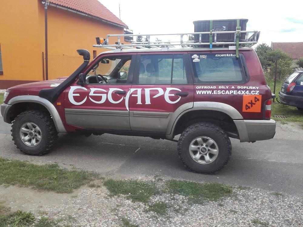 Nissan Patrol Y61 Escape4x4
