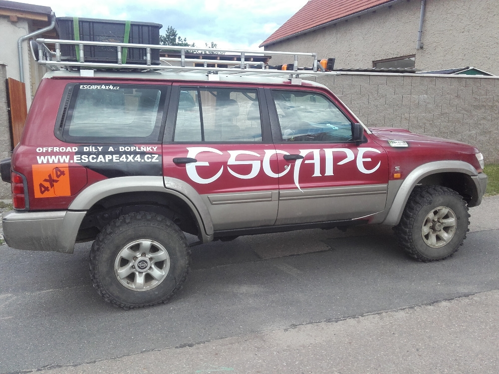 Patrol Y61 Escape4x4