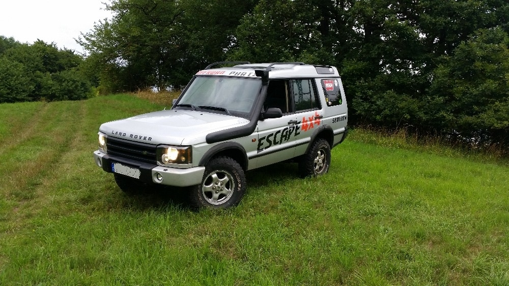 Land Rover Discovery II Escape4x4