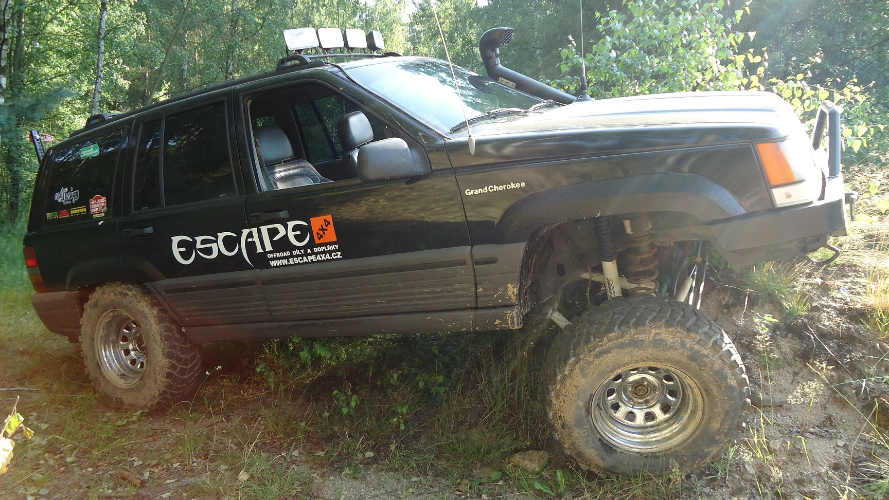Jeep Escape4x4.cz