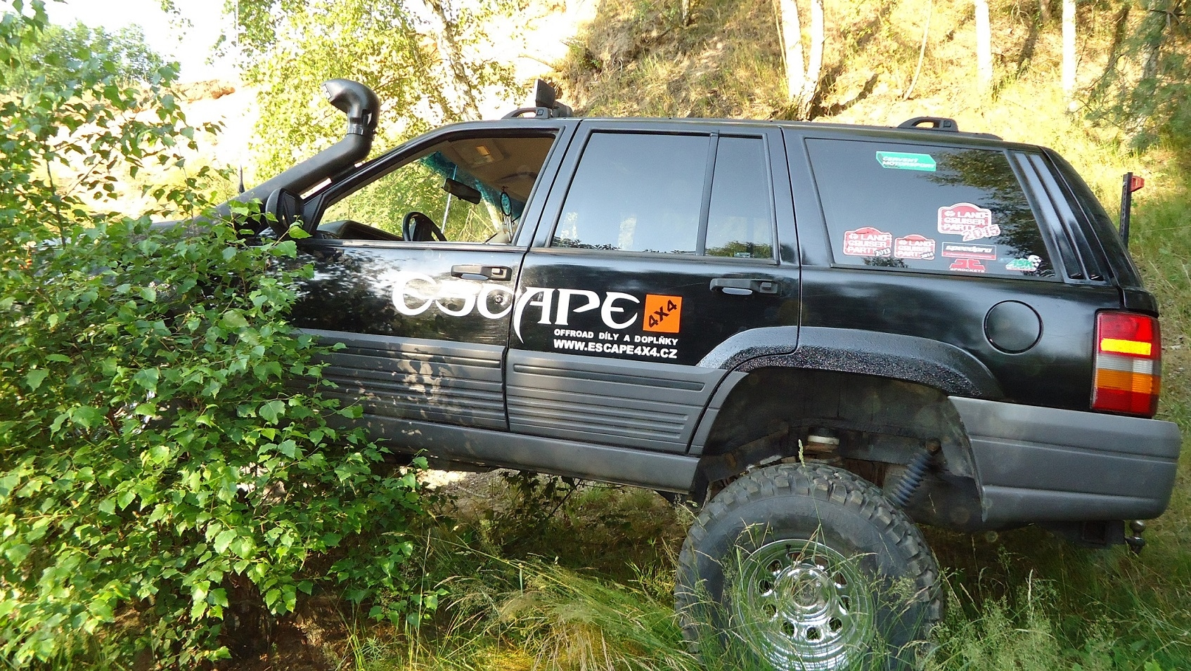 jeep ZJ Escape