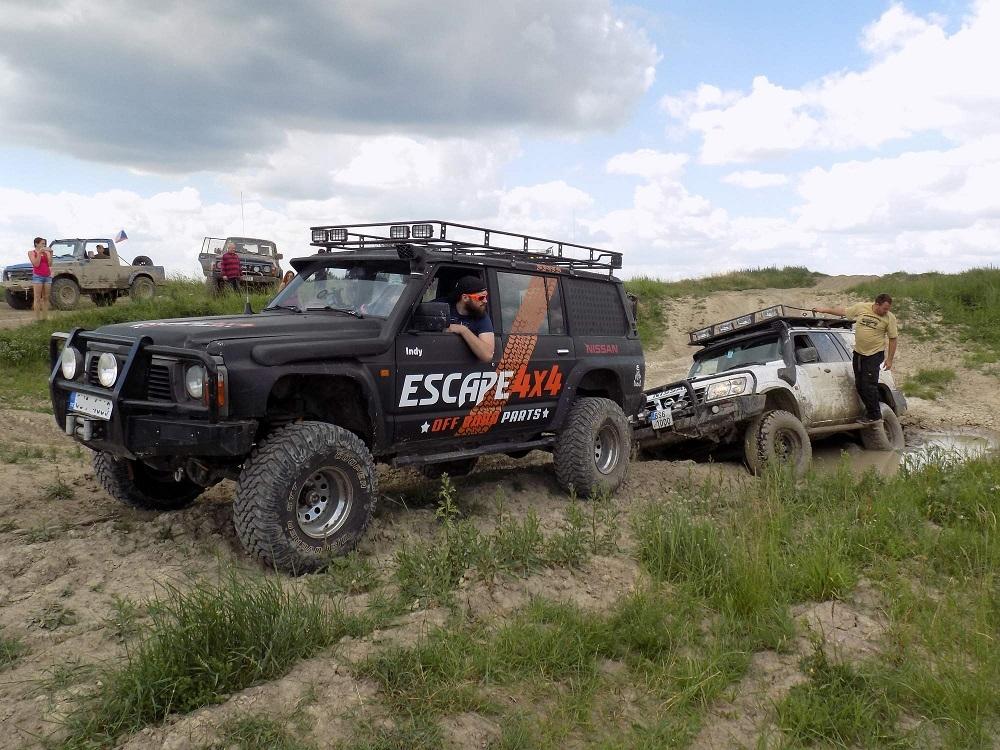 Nissan Patrol Y60 Escape4x4.de