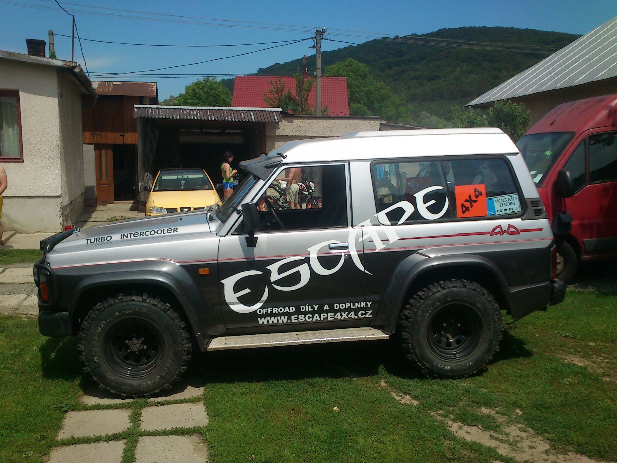 Nissan Patrol Escape4x4