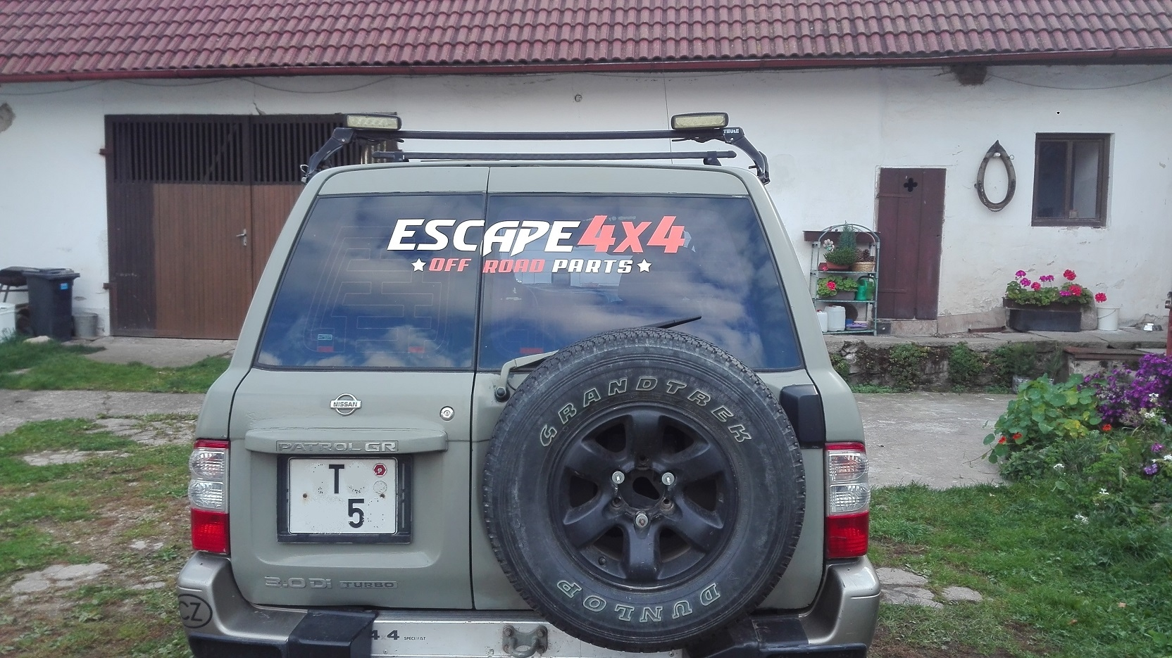 Patrol Nissan Escape4x4