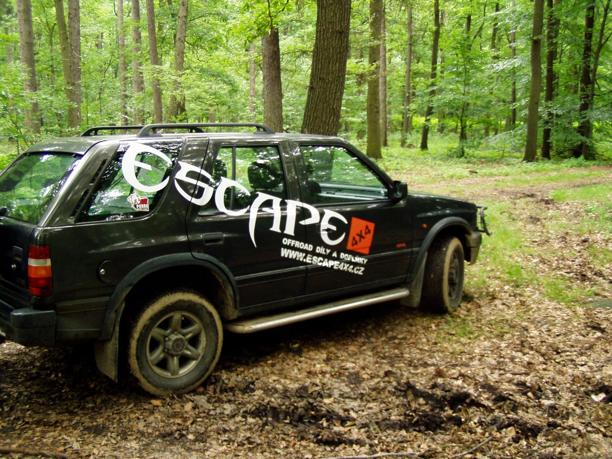 Frontera Escape4x4.cz