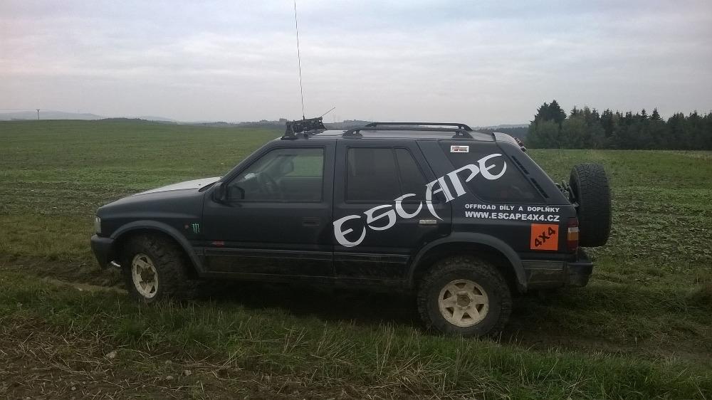 Frontera Escape4x4
