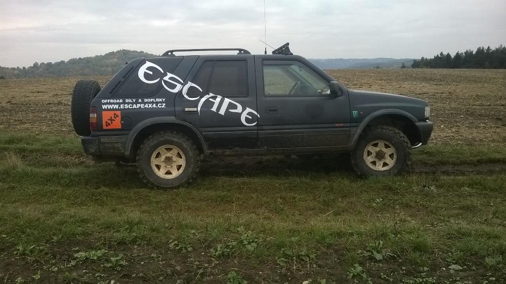 frontera _Escape4x4