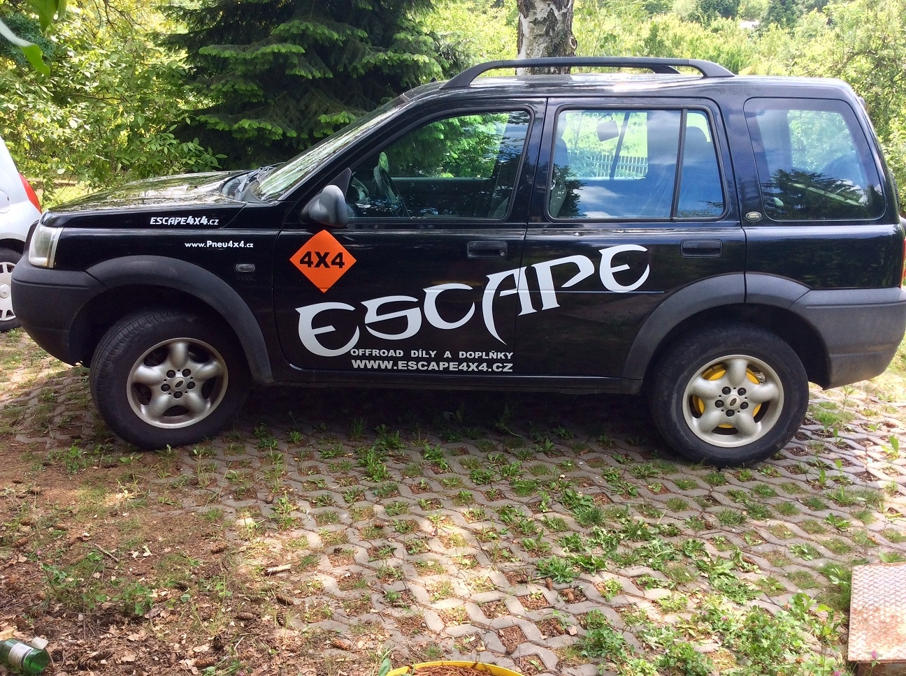 Freelander Land Rover Escape4x4