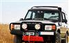 Přední pevnostní nárazník Land Rover Discovery I 1989-1998 +50mm předsunutý