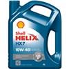 Motorový olej Shell Helix HX7 10W-40, 4L