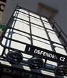 Expediční zahrádka Land Rover Defender 110
