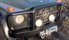Přední pevnostní nárazník Mercedes G 461 463 s Bullbarem
