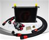 Univerzální olejový chladič převodovky + relokační adaptér